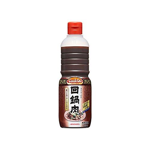 クックドゥ 回鍋肉用(業務用)1000ml 1本カラ