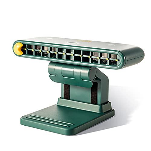 Mini ventilador USB,ventilador de escritorio sin tapas,ajuste de 120 ° de gran angular,energía eólica de tres velocidades,diseño del soporte de teléfono móvil,adecuado para pantalla de 30mm,escritorio