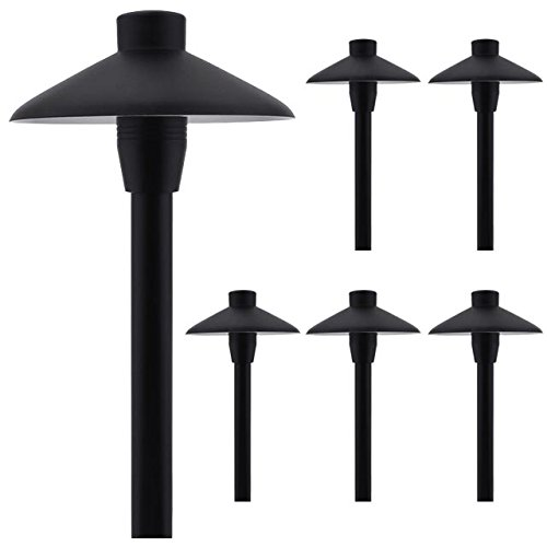 MarsLG ALS1 Aluminum Low Voltage Landscape Accent Path and Area Light with 6.5
