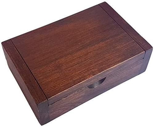 TRUST- Wooden Box Keepsake Jewelry Trinket Box Storage Organizer Trinket Storage