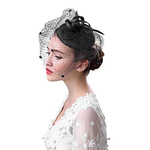 Tocado para el pelo para mujer, niña, accesorio elegante, para el pelo,...