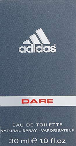 Adidas Fragrance Dare Eau-De-Toilette Natural Spray by adidas, 1 Fluid Ounce