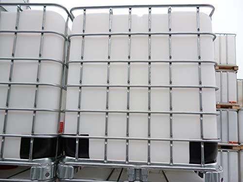 Hofer24 1000 Liter IBC Container Poller Absperrung Baustelle Mobile Straßensperre