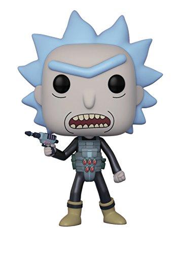 Funko Pop!- Rick and Morty Prison Escape Figura de Vinilo (28450)