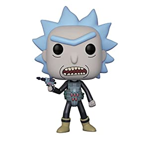Funko Pop Rick Escape de Prisión (Rick & Morty 339) Funko Pop Rick & Morty
