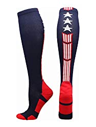 Rally Star Superhero Knee Highs