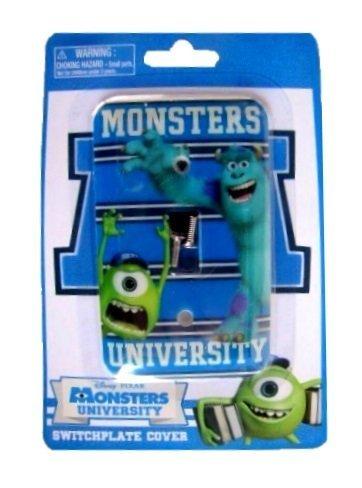 Disney Monsters University commutateur plaque Coque