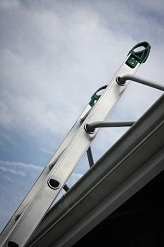 Ladder Stabilizer Standoff Brackets with Foam Elbows (Sold in Pairs)