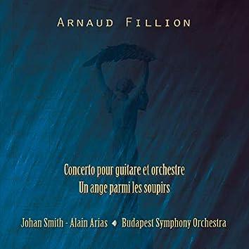 Concerto pour guitare et orchestre - Un ange parmi les soupirs