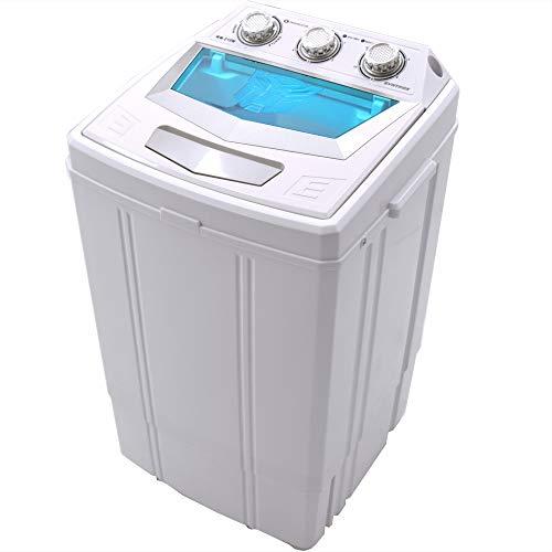 Syntrox Germany Energia A, lavatrice da 4 kg, con fionda