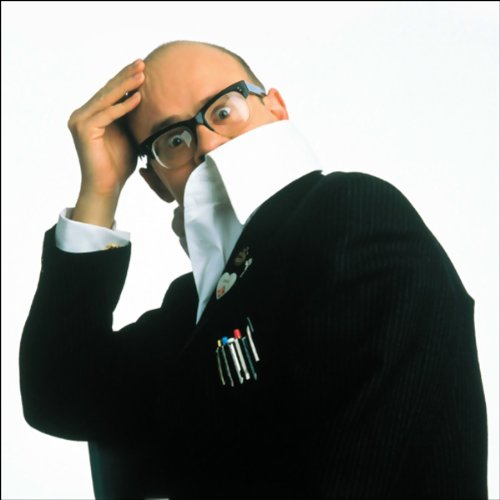 Harry Hill Live audiobook cover art