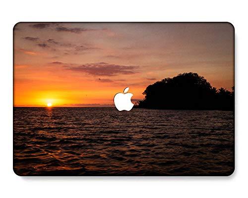 GangdaoCase Carcasa rígida de plástico ultra delgada para MacBook Pro de 13 pulgadas con/sin barra táctil/Touch ID A2338 M1/A2289/A2251/A2159/A1989/A1706/A1708 (serie 0414)