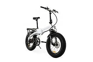 Tucano Bikes Monster HB Bicicleta Eléctrica Plegable, Blanco (Benz), Talla Única (B079Z6VK2J) | Amazon price tracker / tracking, Amazon price history charts, Amazon price watches, Amazon price drop alerts