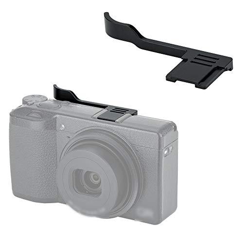 JJC Thumbs Up Griff für Ricoh GR III GR3 Kamera (Metall)