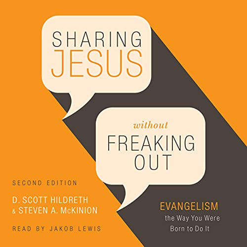 Sharing Jesus Without Freaking Out cover art