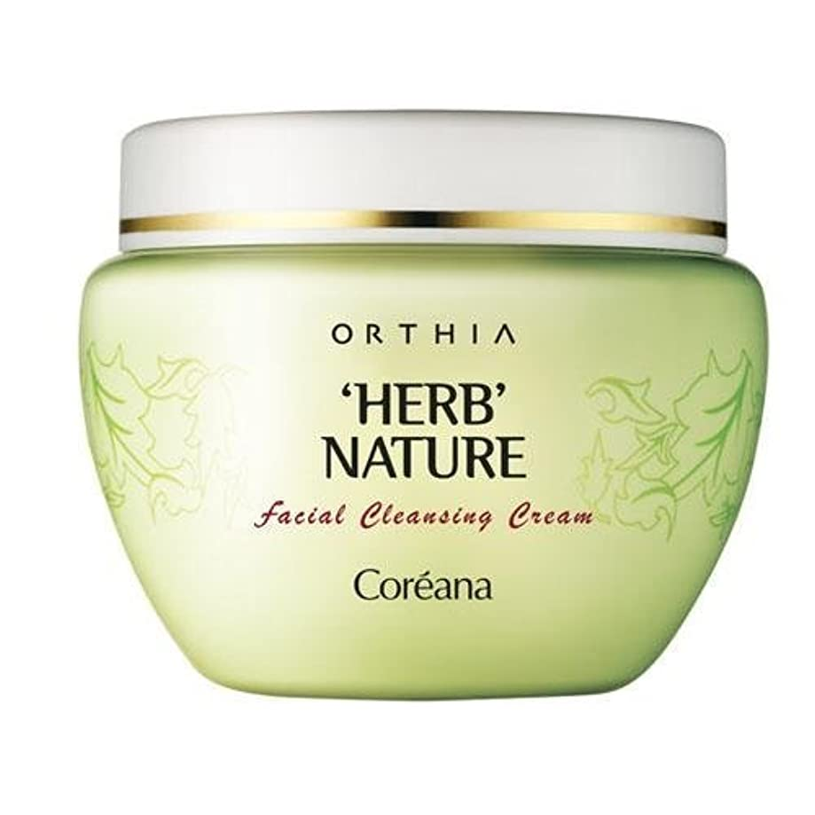 どれでも申し込む受粉者Orthia Herb Nature Cleaning Cream/ Made in Korea