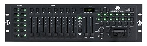 ADJ Products OPERATOR-384,384 CHAL,19' DMX CNTL