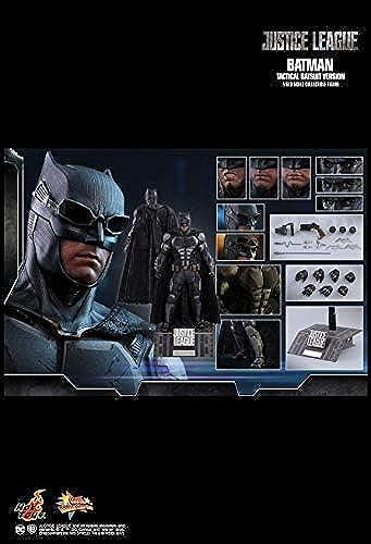Hot Toys MMS432 - DC Comics - Justice League - Batman Tactical Batsuit Version