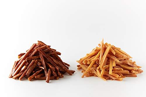 二種(糖蜜・黒糖)の芋けんぴ食べ比べセット 芋けんぴ400g(200g×2) 鹿児島県産黄金千貫さつまいも おやつやお茶請けに
