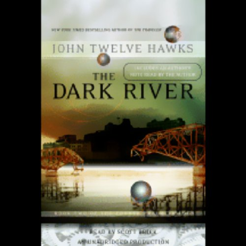 The Dark River audiobook cover art