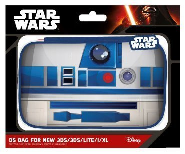 Sacoche Star Wars Pour Nintendo 3ds 3dsxl New 3ds New 3dsxl Amazon Fr High Tech