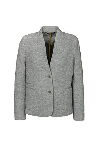 GANT D1. Boiled Wool Short Jacket, Farbe:grau, Größe:40