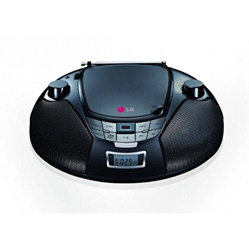 LG CD/Radio speler (1 Watt, Aux-IN, MP3, WMA, USB Playback) 8806084374776