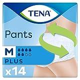 Tena Pants Plus Classic Medio - Pantalones para incontinencia (1 paquete de 14)