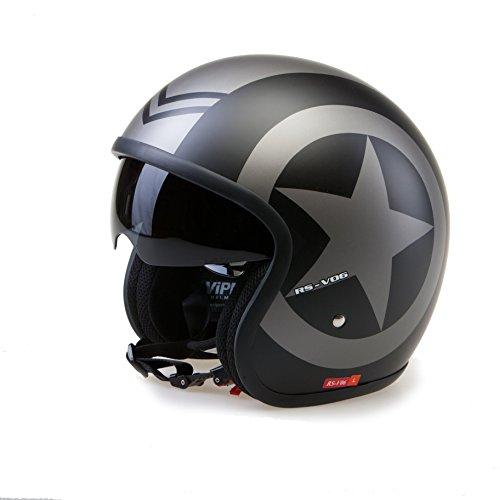 Viper RSV06 - Casco de moto abierto