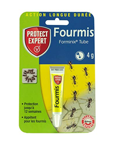 PROTECT EXPERT FTUB1N, Anti-Fourmis | Tube Concentré, 4 GR