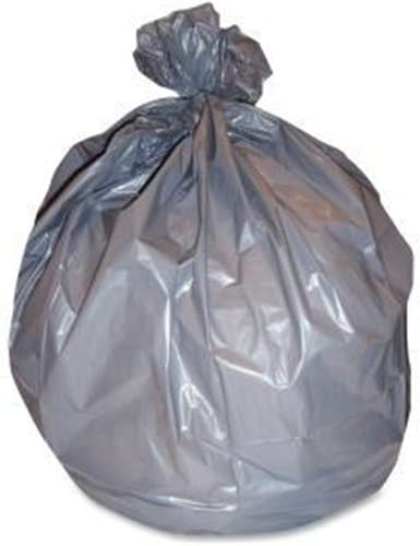 Heritage Super Heavy Gray LLD Can 100 per Bag New Shipping Free Shipping Cart Genuine Liners Trash