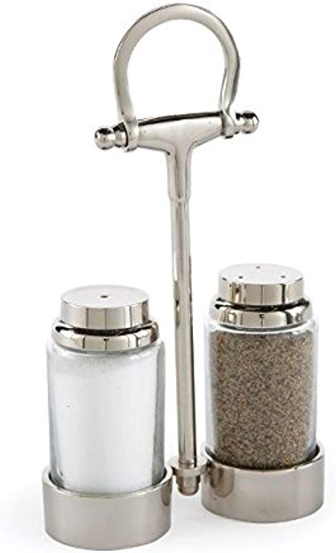 Napa Home Garden Derby S And P Shaker With Holder