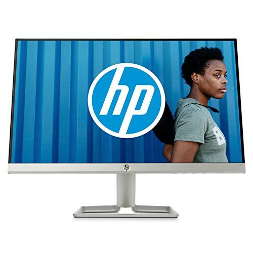 HP 22f Écran PC 21,5'' Full HD Argent (IPS LED, 1920 x 1080 px, 5 ms, 60 Hz, 16:9, HDMI, VGA)
