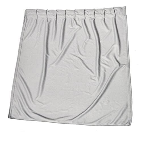 2 unids / set de cortinas elásticas de aleación de aluminio para ventana lateral de coche, cortinas para ventana de coche, cortina para visera solar, persianas, cubierta de estilo de coche S, L