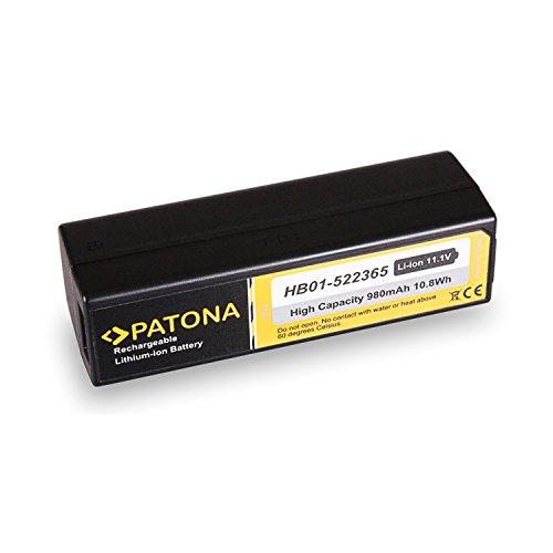 PATONA Batteria HB01-522365 compatibile con DJI Osmo Handheld 4k Camera Zenmuse X3 X5 X5R