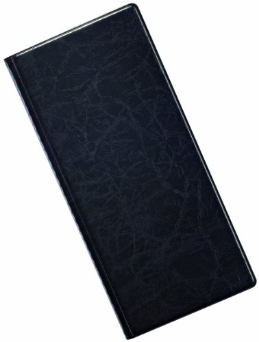 Durable 240201 Álbum de tarjetas de visita Visifix para 192 tarjetas, 1 pieza, Negro
