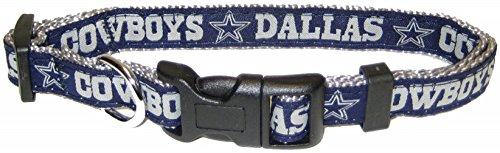 NFL PET COLLAR - Dallas Cowboys Cat & Puppy Collar, Small