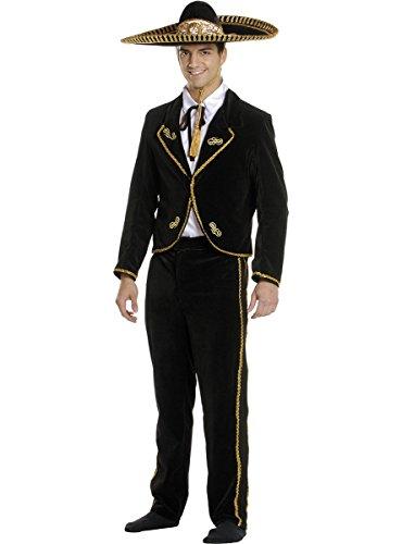 Disfraz mariachi hombre. Talla 50/52.