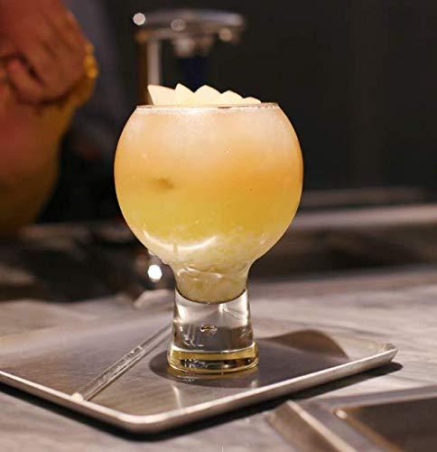 VYEKL Fruchtsaft Glas Tasse Restaurant EIS Orange Zitrone Teetasse Tee Mit Milch Tasse EIS Tasse Spezialgetränk Tasse…