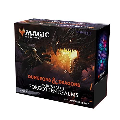 Magic The Gathering: Aventuras en Forgotten Realms Bundle
