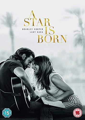A Star is Born Lady Gaga (Actor) dvd