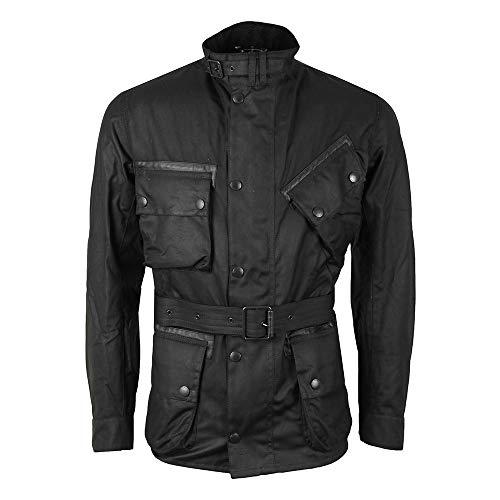 Barbour Steve Mcqueen A7 V2 Jacket Black-L