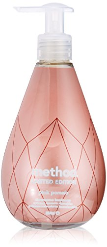 Method Handseife Pink Pomelo Limited Edition, 3er Pack  (3 x 354 ml)