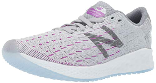 New Balance Fresh Foam Zante Pursuit - Zapatillas de Running para Mujer, Color Negro, 38 EU, Color Gris, Talla 35.5 EU