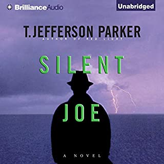 Silent Joe audiobook cover art