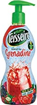 Teisseire Grenadine French Syrup Grenadine concentrate Large HARD PLASTIC bottle 750ml 25.4fl.oz