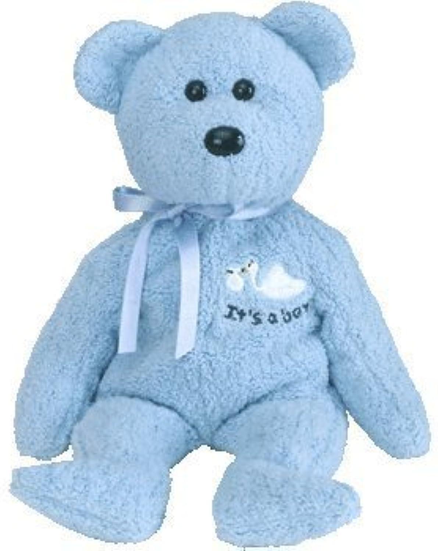 100% a estrenar con calidad original. Beanies TY Baby - BABY BABY BABY Boy the Bear [Juguete]  Con 100% de calidad y servicio de% 100.