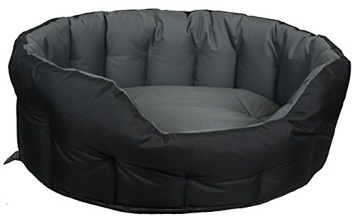 Superior P&L Heavy-Duty Oval Pet Bed