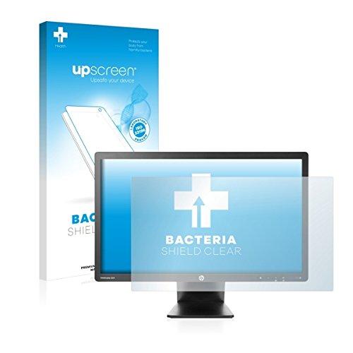 upscreen Bacteria Shield Clear Displayschutz Schutzfolie für HP EliteDisplay E231 (antibakterieller Schutz, hochtransparent)