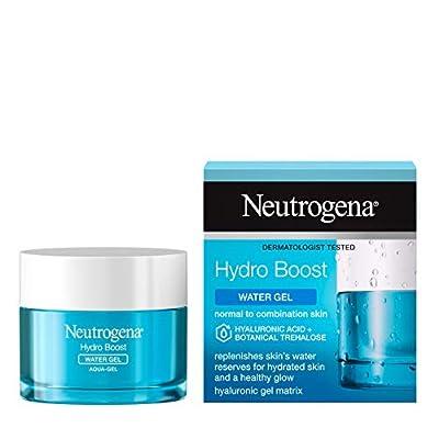 Neutrogena Hydro Boost Water Gel Moisturiser with Hyaluronic Acid & Trehalose - For dry skin - 50 ml by Johnson Johnson